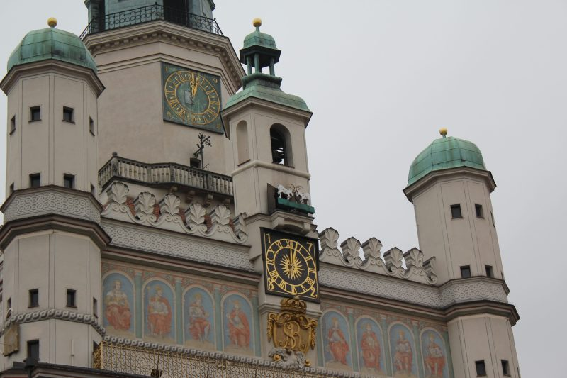 Poznan ratusz