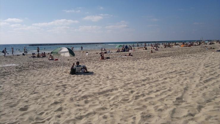 Terveiset Tel Avivista