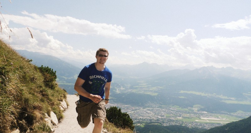 Reiliterveiset Alpeilta