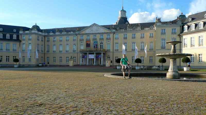 Palatsi Karlsruhe
