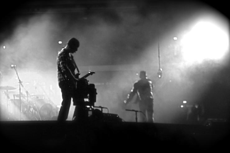 U2 Lontoo Wembely