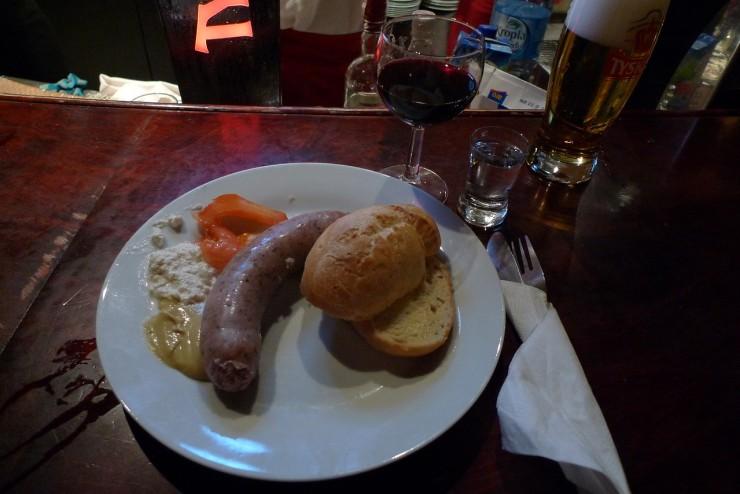 Varsovan halvin baari