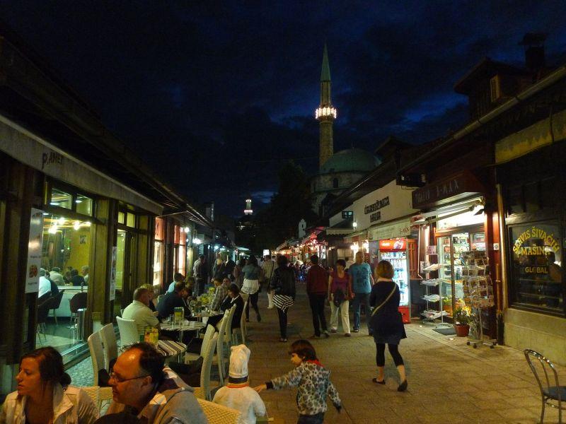 Sarajevo vanhakaupunki