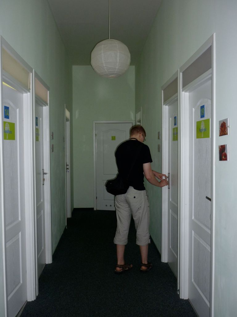 Krakovan paras hostelli