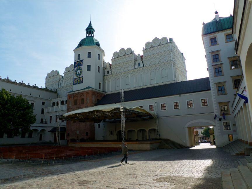 Szczecin linna Puola