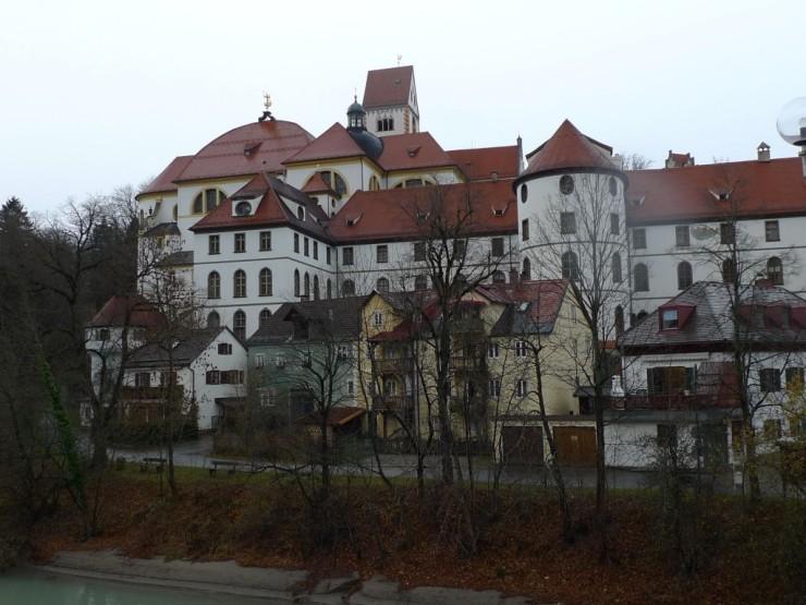 Saksa luostarit