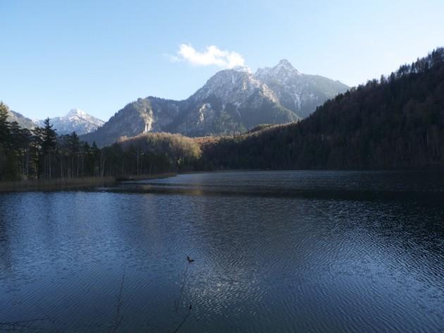 Neuschwansteinin ympäristö