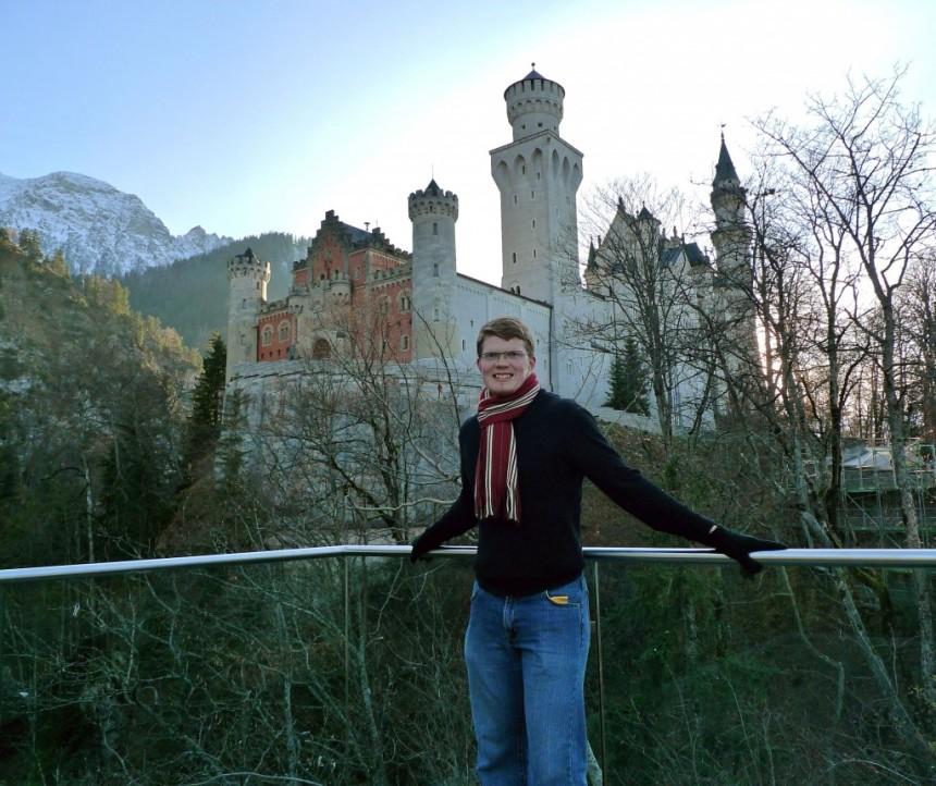 Nimipäivä Neuschwansteinin linnalla