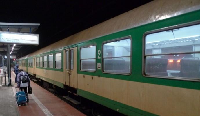 Puola junat