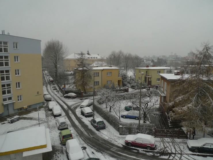 Puolan talvi on kunnollinen mutta epävakaa