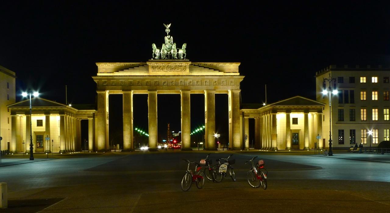Tavallaan Berliini-aiheinen joululahja