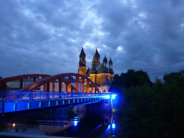 Poznan-katedraali