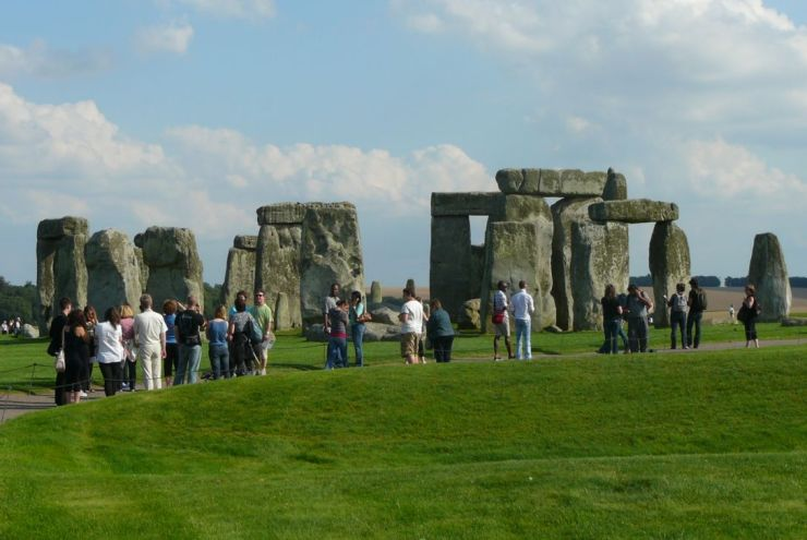 Stonehenge matkat