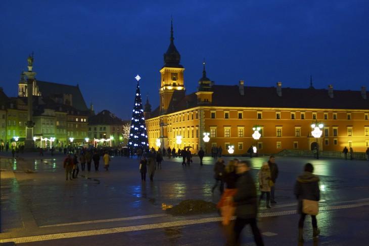 Varsovan vanhakaupunki