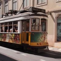 Ne kuuluisat Lissabonin raitiovaunut
