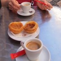 Portugalin perusherkku: kahvi ja pastel de nata -leivos