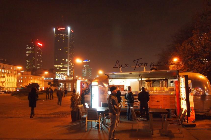 Modernia Varsovaa