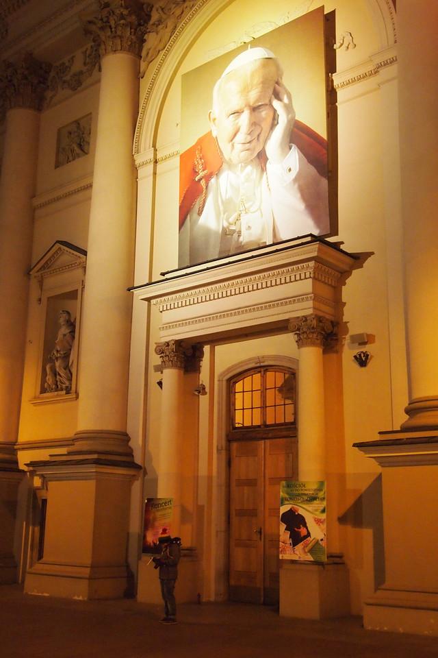 Paavi-Varsovassa