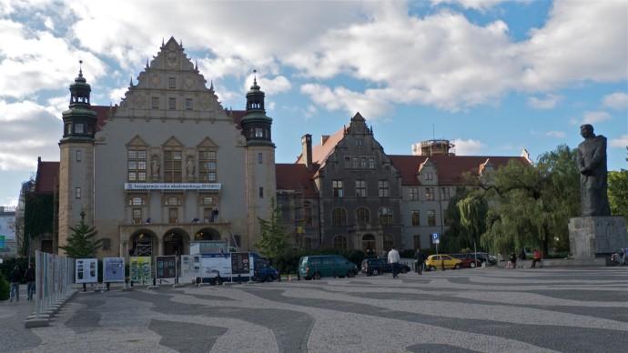 Poznan esittäytyy videolla