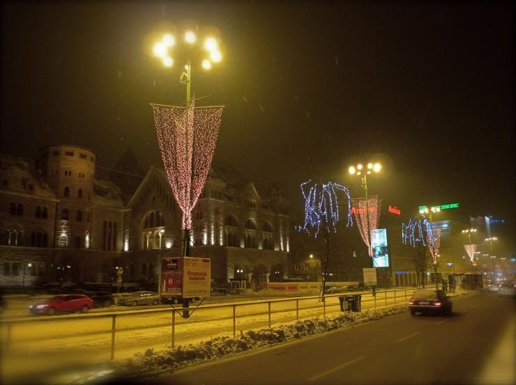 Poznanin jouluvalot