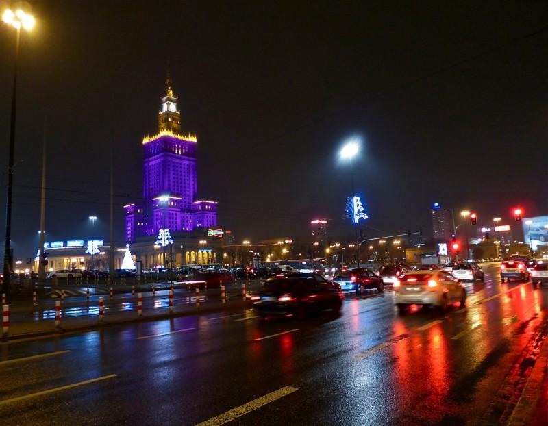 Varsovan joulu