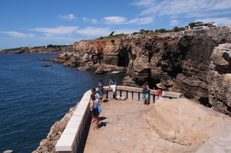 Boca do Inferno – paholaisen suulla Portugalissa