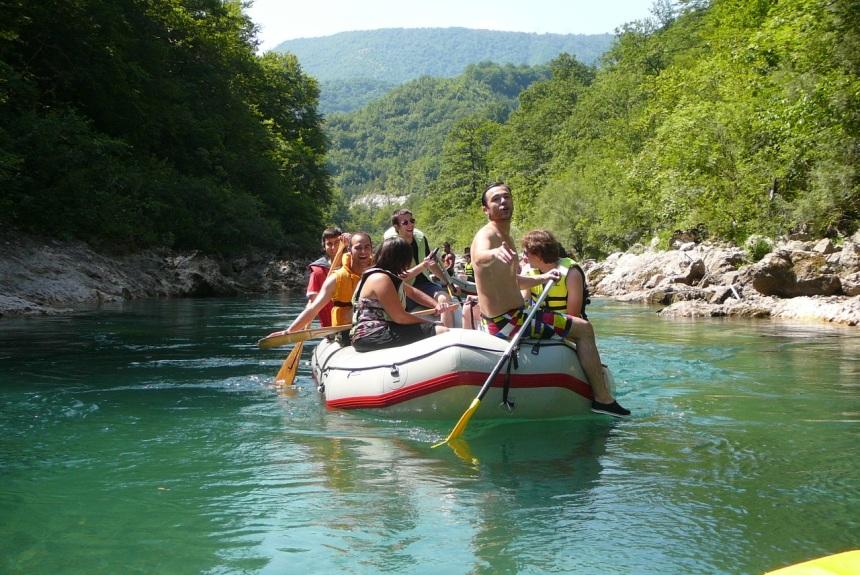 Bosnia koskenlasku
