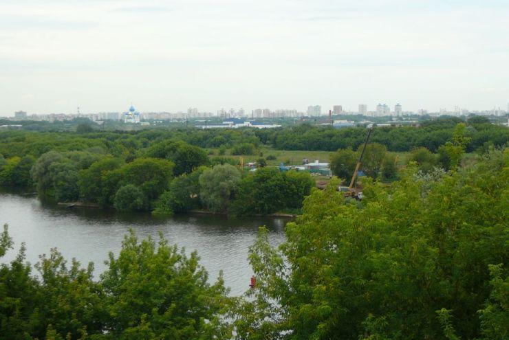 Moskova: Kolomenskoje ja Voitonpuisto