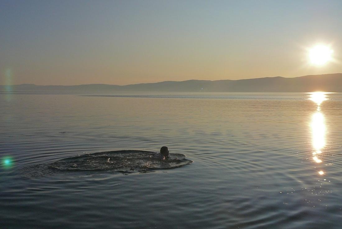 Baikal uiminen