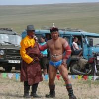 Satunnaisia nähtävyyksiä Mongoliassa