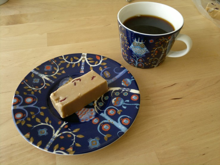 Toffee-kahvi