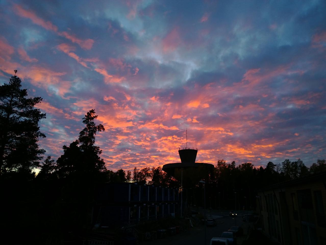 Helsinki aurinko