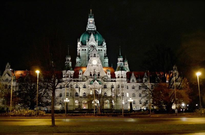 Hannover kaupungintalo