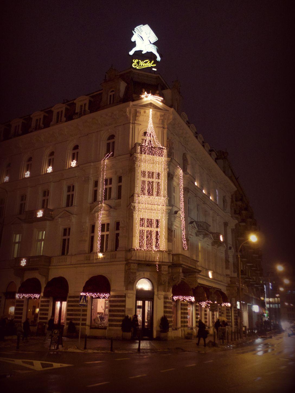 Varsova kahvilat