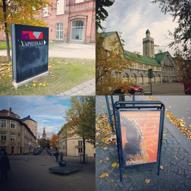 Tampere ja terrakottasoturit