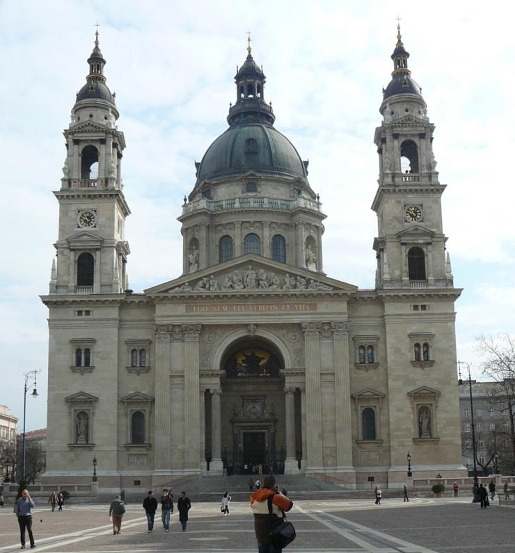 Budapest Pyhän Tapanin kirkko