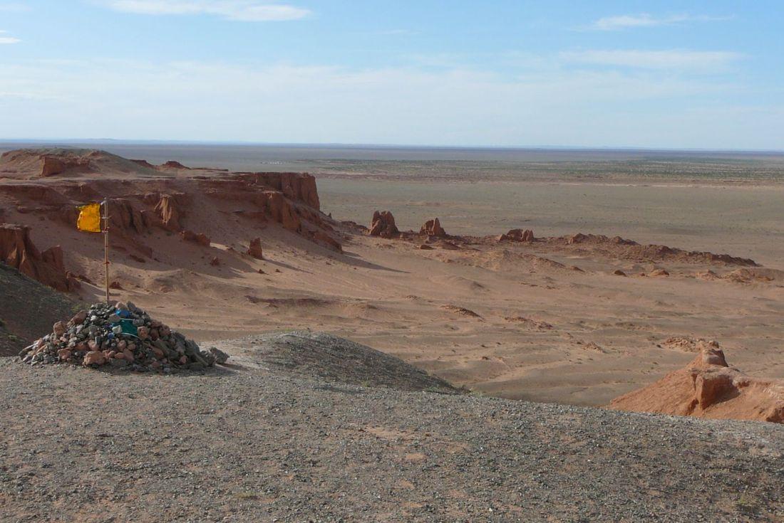 Mongolia ovoo
