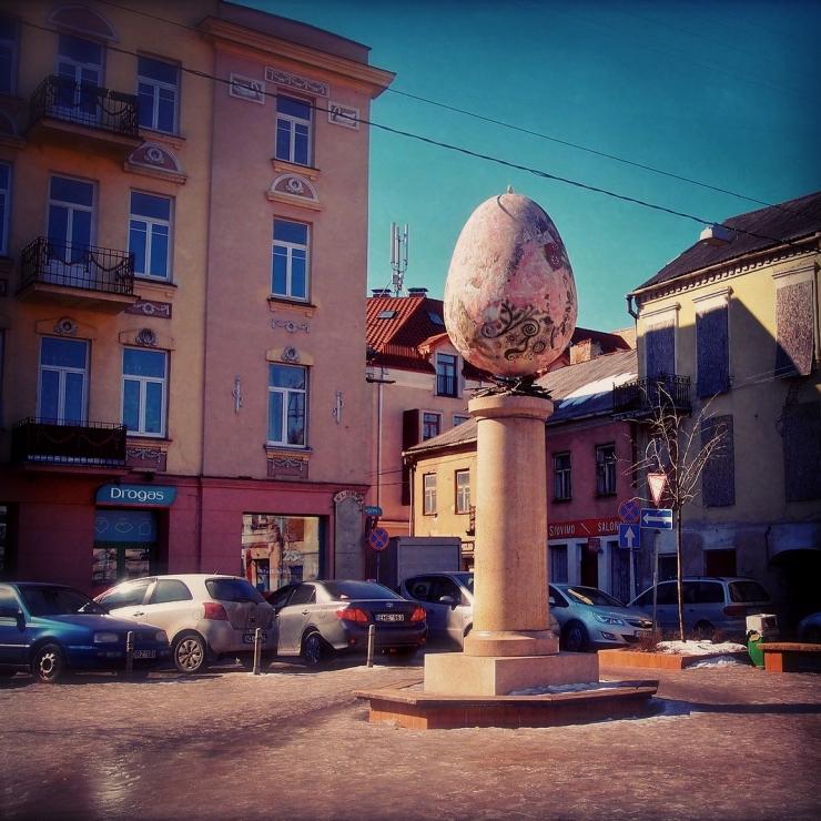 Liettua Vilna munapatsas