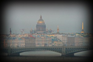 Päiväksi Pietariin