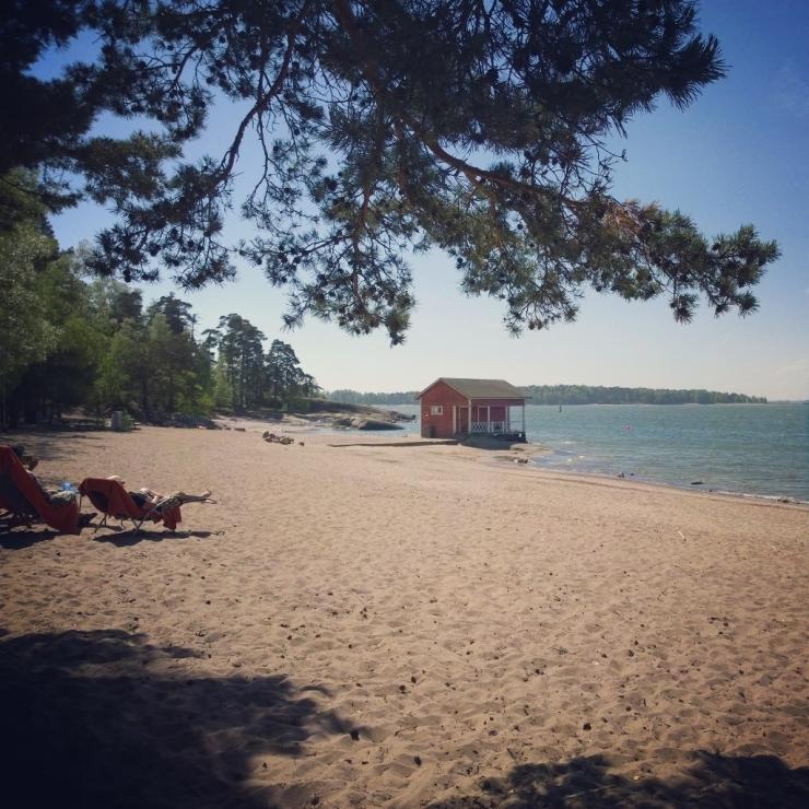 Pihlajasaari Helsinki