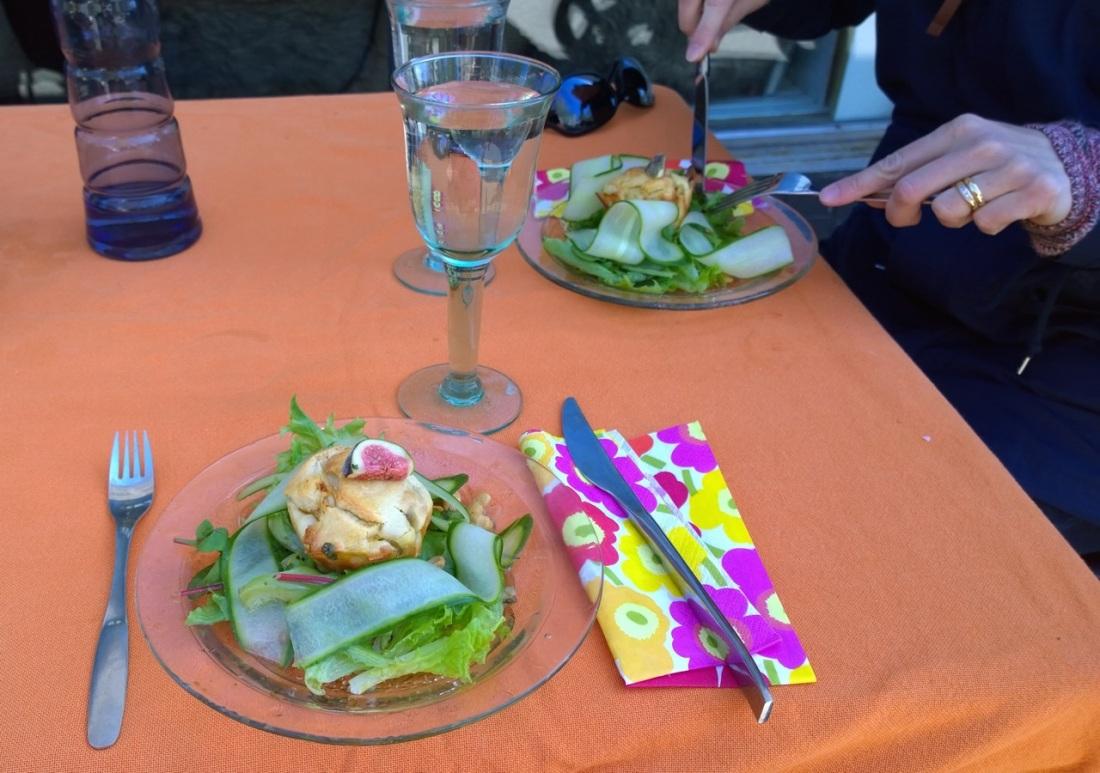 Ravintolapäivänä italialaisia herkkuja Herttoniemessä