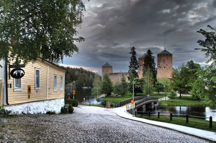 Huikopala Savonlinnasta