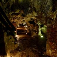 Lohikäärmeen luolassa Krakovassa