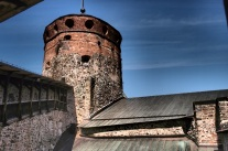 Tornit eivät ole suinkaan aina näyttäneet tältä, vaan vuosien saatossa on tehty useita muutostöitä.