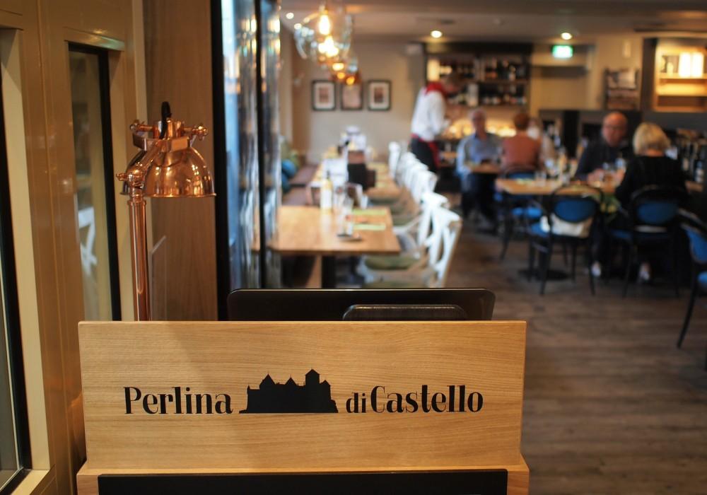 Perlina di Castello – tyylikäs italialainen Savonlinnassa