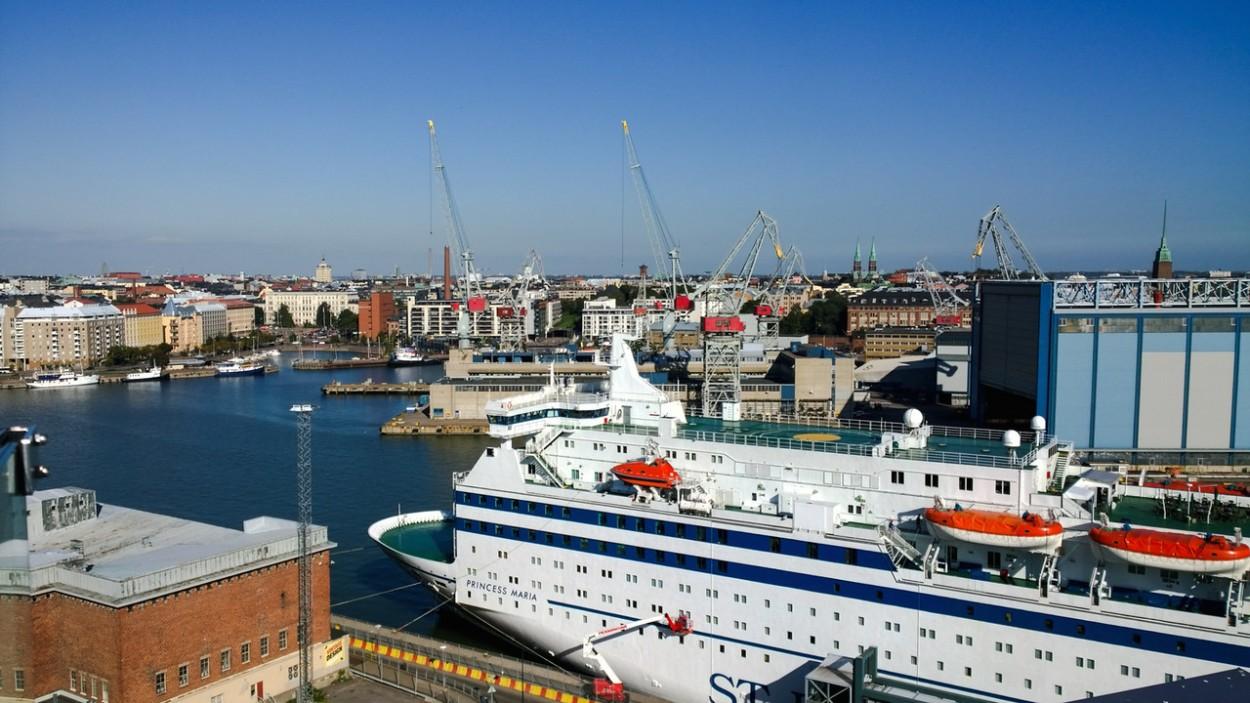 Helsinki-Verkkokaupan-näköalatasanne