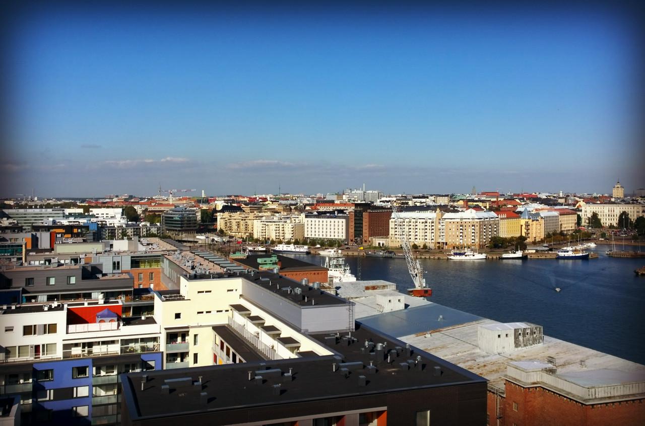 Helsingin Verkkokauppa.comin näköalatasanne