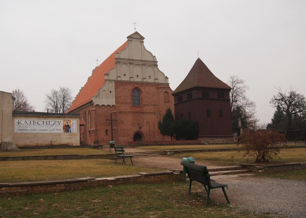 Kirkko Poznanissa
