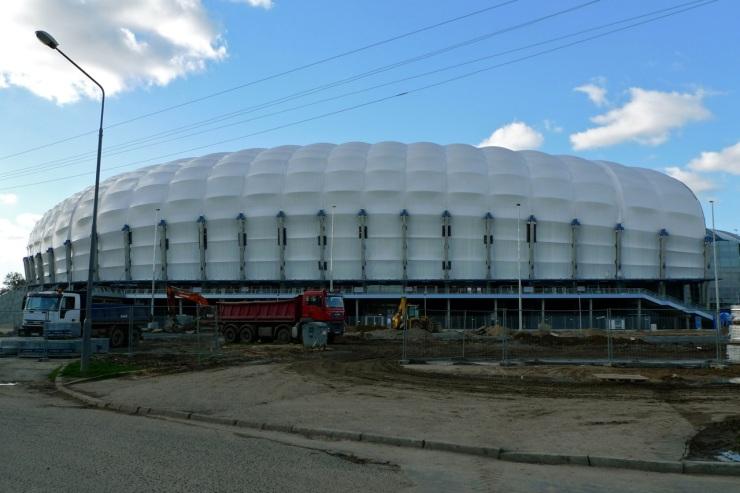 Lech Poznanin stadion
