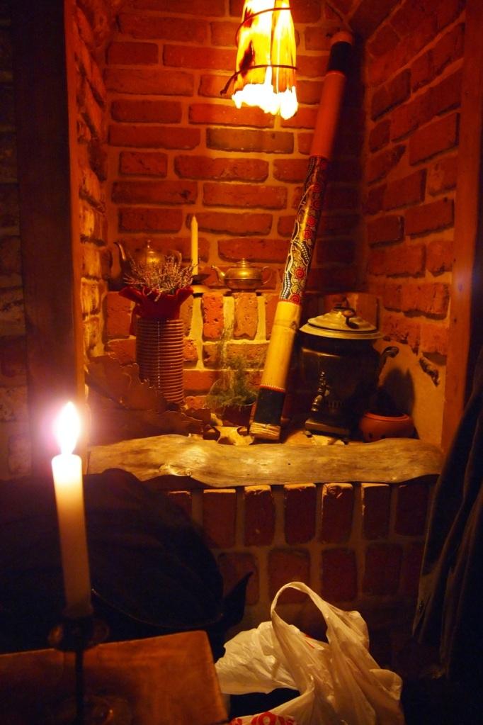 Same Fusy – tunnelmallinen teehuone Varsovassa